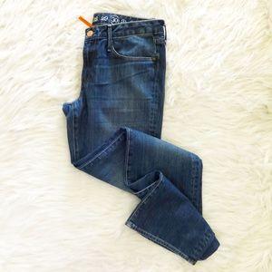 Earnest Sewn Bootcut Jeans